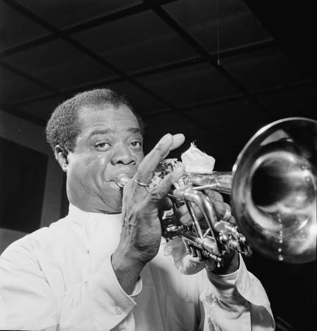Louis Armstrong au Carnegie Hall 2