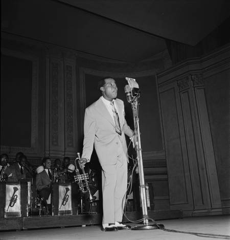 Louis Armstrong at Carnegie Hall