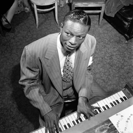 Nat King Cole en 1947