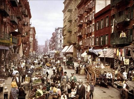 New York e 1900