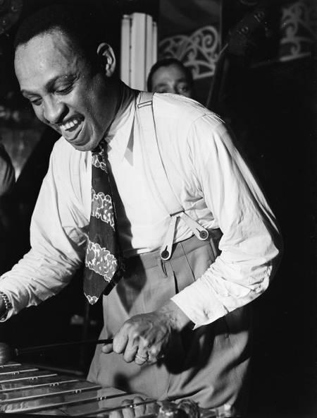 Portrait de Lionel Hampton