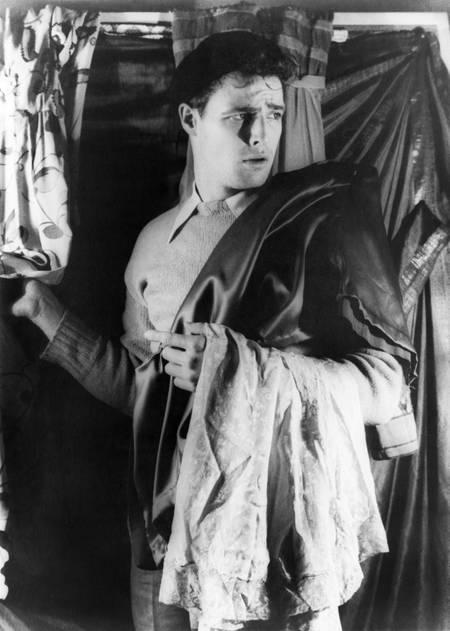 Porträt von Marlon Brando - 1948
