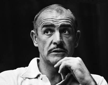 Sean Connery en 1976