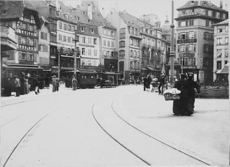 Strasbourg in 1902