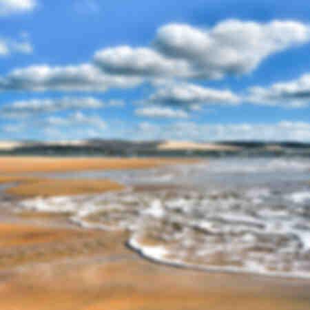 Cap dune