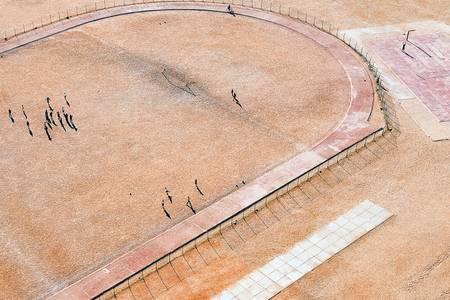DAKHLA FOOTBALL STADIUM