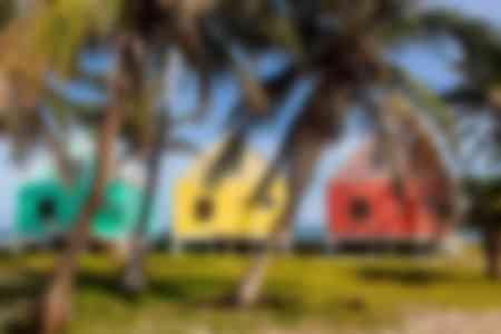 Candy Colour Cottages
