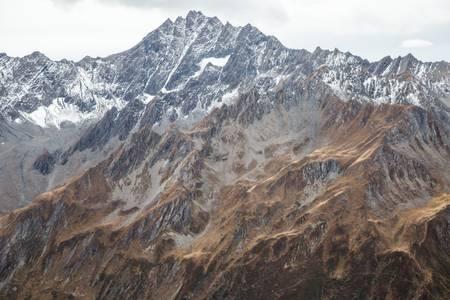 Val Ferret - Abruptes