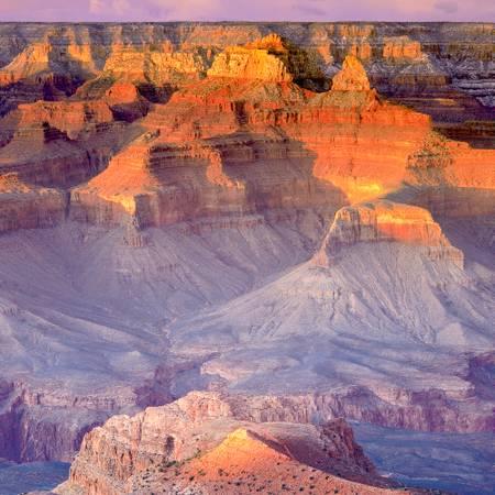 Orlo settentrionale del Grand Canyon