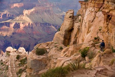 The South Kaibab Trail