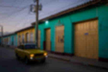 Streets of Trinidad de Cuba