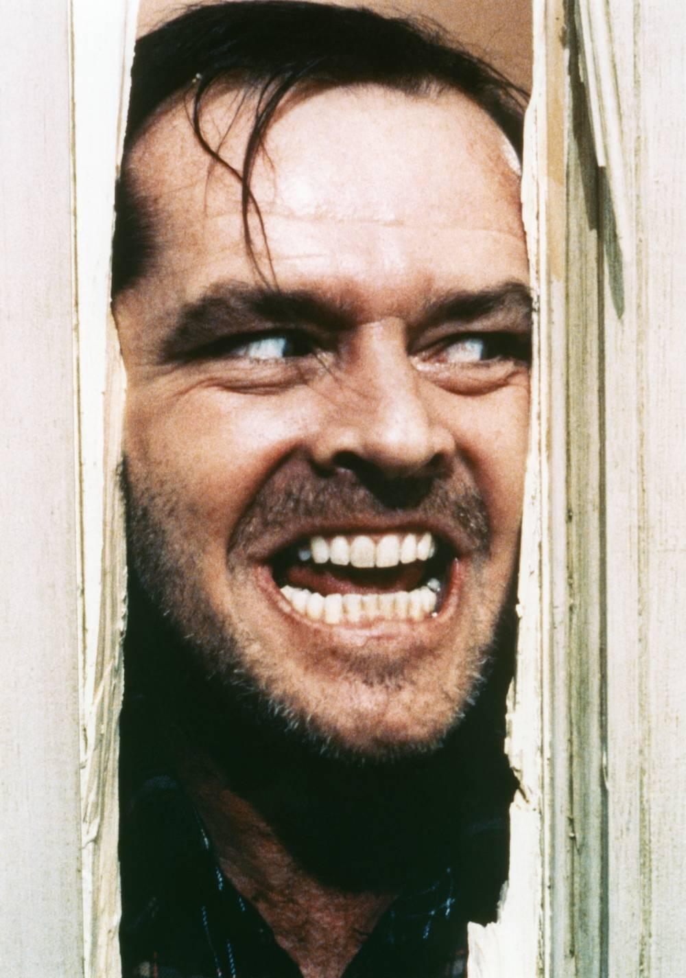 Jack Nicholson in The Shining Bild   Kaufen / Verkaufen