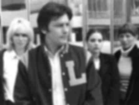 Alain Delon 1977