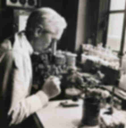 Alexander Fleming - skotsk bakteriolog