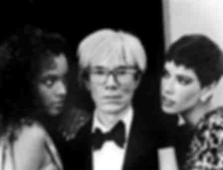 Andy Warhol in Love Boat