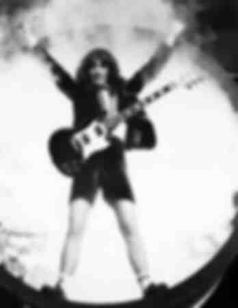 Angus Young 1980
