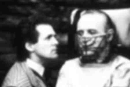 Anthony Heald And Anthony Hopkins