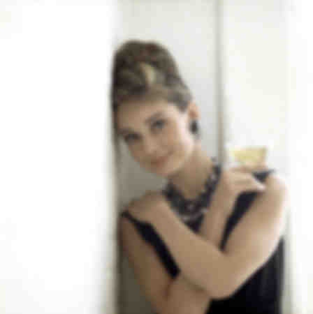 Audrey Hepburn Breakfast At Tiffany's 1961