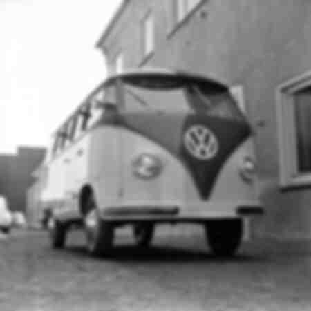 1950 Volkswagen T1 bus