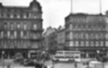 Berlijn - Unter den Linden - 1932