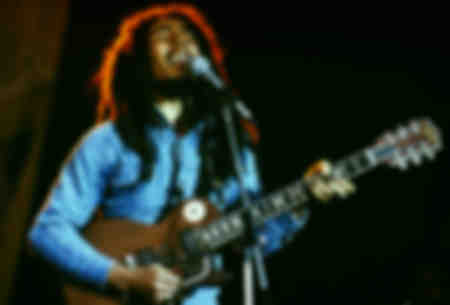 Bob Marley au Roxy Los Angeles