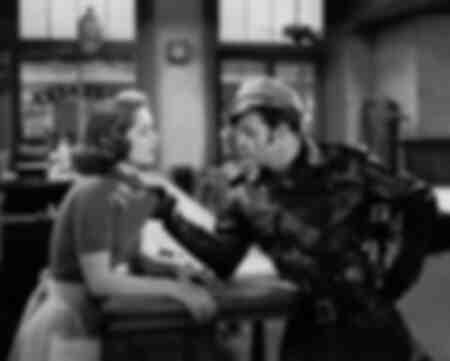 Brando sur le tournage du film L'Equipee sauvage