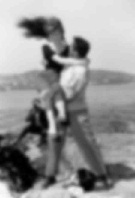 Brigitte Bardot et Carl Mohner