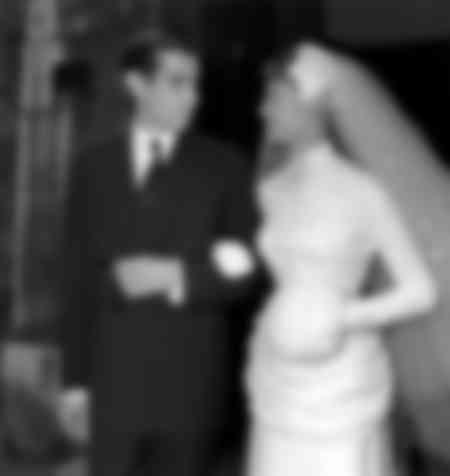 Brigitte Bardot et Roger Vadim