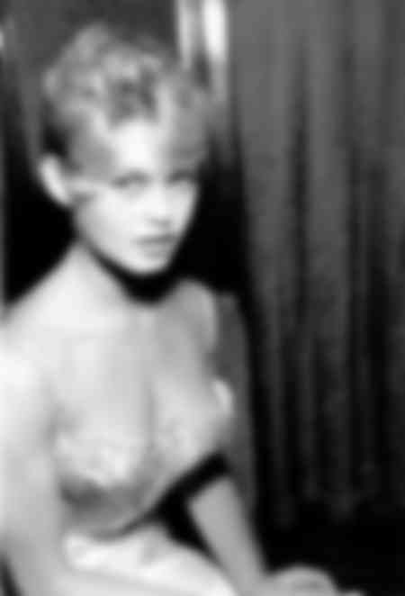 Brigitte Bardot July 25, 1956