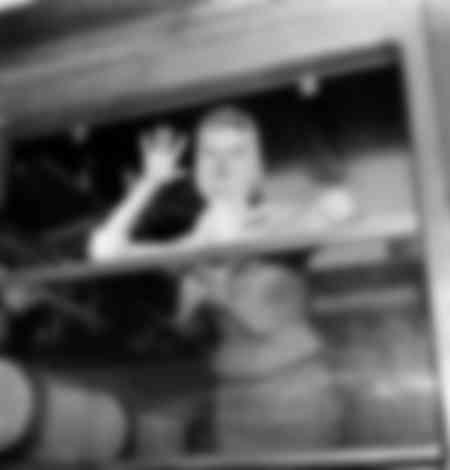 Brigitte Bardot le 27 juillet 1957