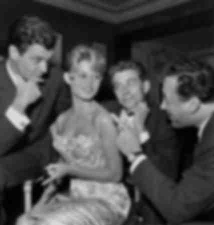 Brigitte Bardot Louis Jourdan Jean Francois Calve