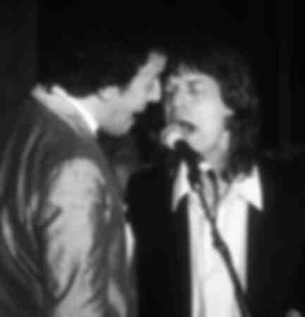 Bruce Springsteen Mick Jagger