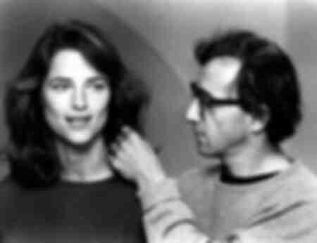 Charlotte Rampling et Woody Allen