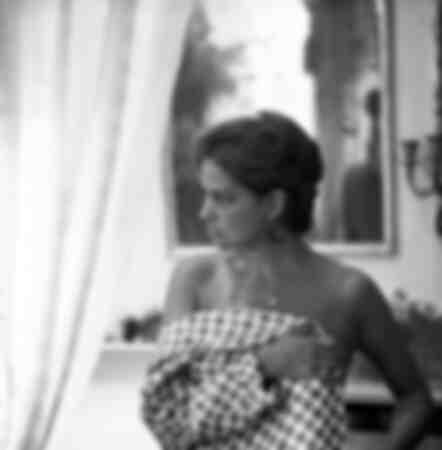 Claudia Cardinale in Italien 1965