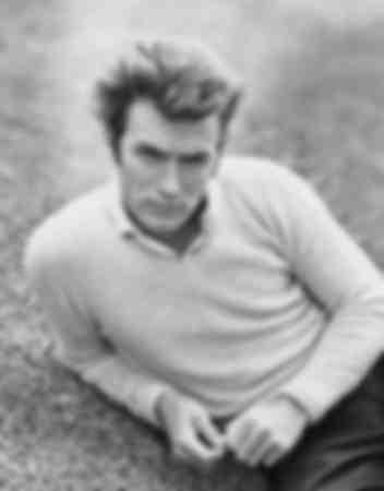 Clint Eastwood 1955
