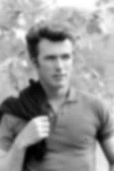 Clint Eastwood in 1961