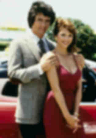 Dallas with Victoria Principal and Patrick Duffy