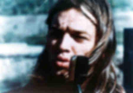 David Gilmour von Pink Floyd