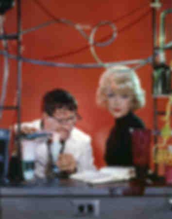 Docteur Jerry et Mister Love 1963