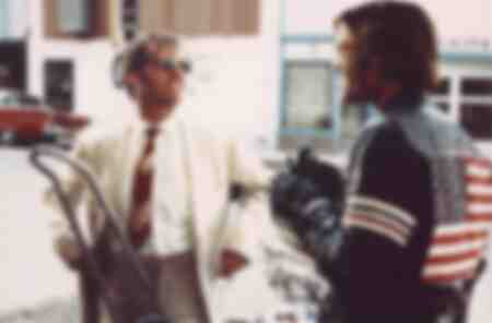 Easy Rider - Peter Fonda e Jack Nickolson