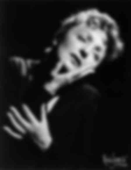 Edith Piaf en 1955 - 2