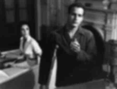 Elizabeth Taylor och Paul Newman 1958