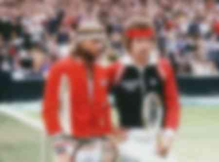 1980 Tennis Final