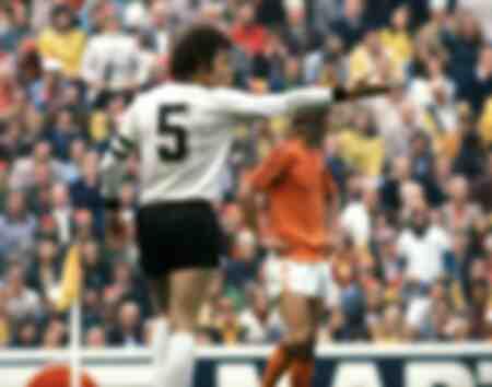 Franz BECKENBAUER-1974 -FIFA