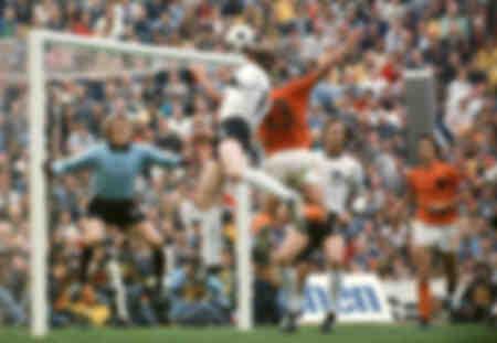 Franz Beckenbauer- Coupe du monde 1974
