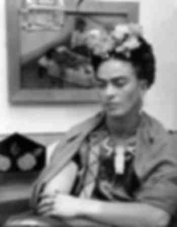 Frida Kahlo 1948