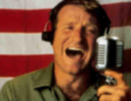 Good Morning Vietnam avec Robin Williams 1987