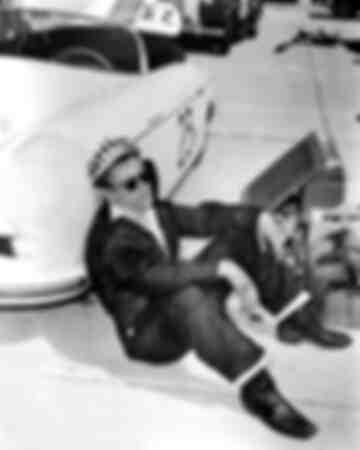 James Dean -Porsche- The Rebel