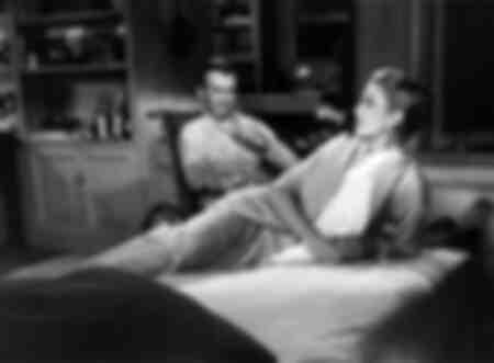 James Stewart et Grace Kelly 1954