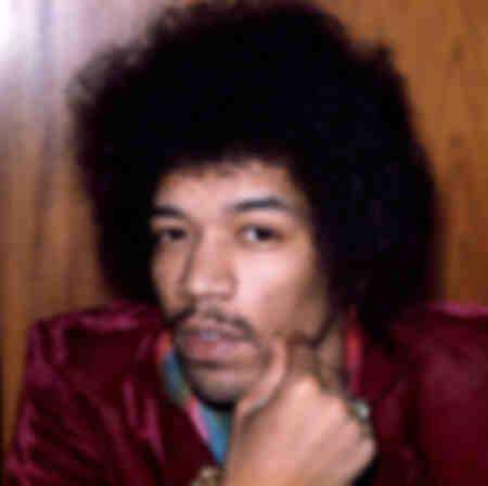 Jimi Hendrix-1967